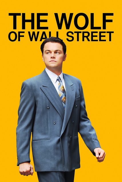Picture of the Wolf of Wall Street