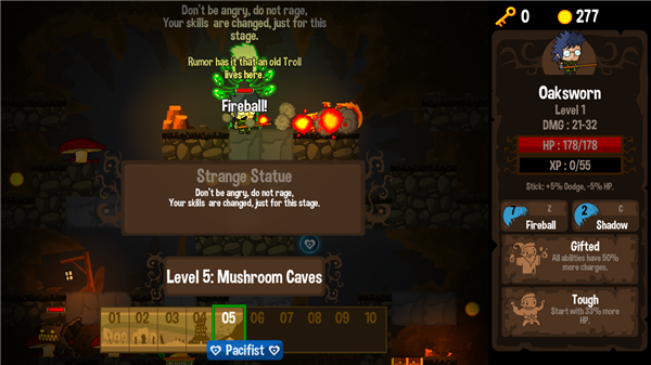 Screenshot of Nerdook's Game