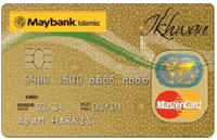 Maybank Islamic MasterCard Ikhwan