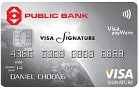 Public Bank Visa Signature