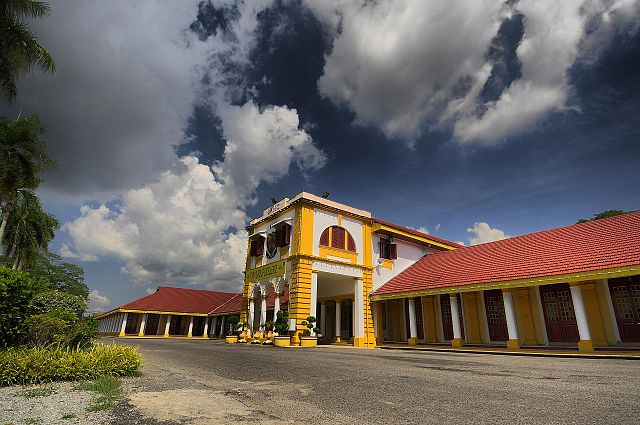 Pic of Sultan Abdul Hamid College